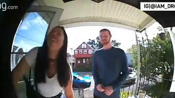 Hitman - Father Interrogates Daughter's Date from his Video Doorbell