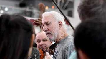 Mike Trivisonno - Gregg Popovich Speaks Up For Kaepernick