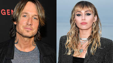 Music News - Keith Urban Endorses Miley Cyrus' Album