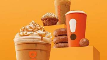 Beth and Friends - Dunkin' Is Launching Their Own Pumpkin Spice Latte Earlier Than Starbucks