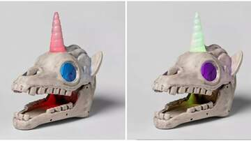 Beth and Friends - Target Is Selling Light-Up Unicorn Skulls In Time For Halloween