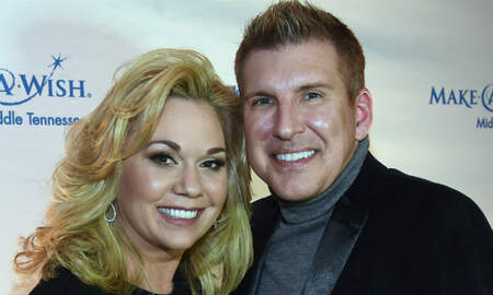 Entertainment News - Todd Chrisley & Wife Turn Themselves In On Federal Tax Evasion Charges