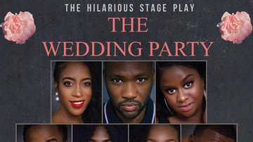 None - The Hilarious Stage Play: The Wedding Party