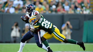 Packers - Tony Brown drawing rave reviews in Packers camp