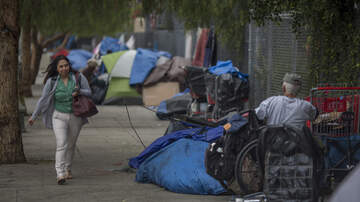Morgen - 60,000 Homeless in Los Angeles