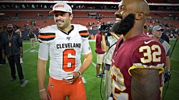 The Herd with Colin Cowherd - Colin Cowherd Disagrees With Baker Mayfield, Says America Loves the Browns
