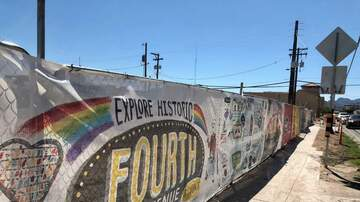 Tucson Happenings - Help Tucson Artists Paint Murals On Fourth Avenue This Weekend