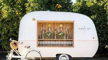 Suzette - You Can Rent A Full Trailer Of Prosecco On Tap For Your Wedding