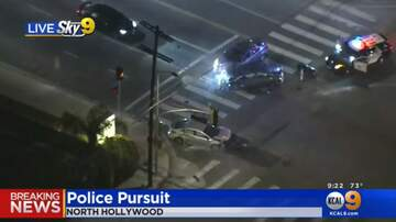 Jake Dill - Crazy Pursuit Ends with Massive Crash in NoHo