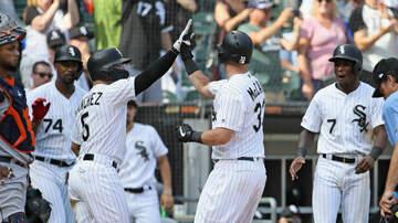 Sports Desk - White Sox Outslug Astros