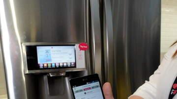 Madison - Teen gets electronics taken away... finds way to tweet through refrigerator