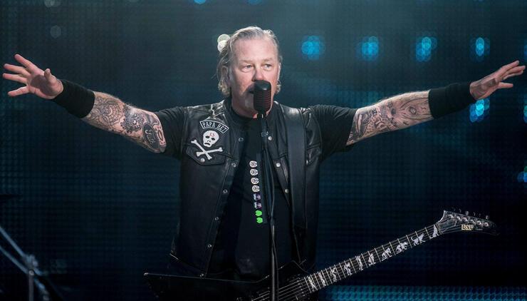Metallica Has Donated €250,000 To Help Build Romanian Children's Hospital   iHeartRadio