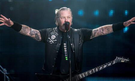 Rock News - Metallica Has Donated €250,000 To Help Build Romanian Children's Hospital