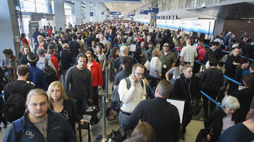Beth & Friends - *LIST* The Airports With The Best, And Worst, TSA Wait Times