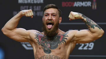 V Mornings - Video of UFC Star Conor McGregor Punching Old Man in Head at a Bar