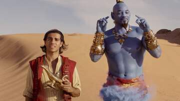 Entertainment News - Disney Reportedly Considering A Sequel To 'Aladdin' Live-Action Remake