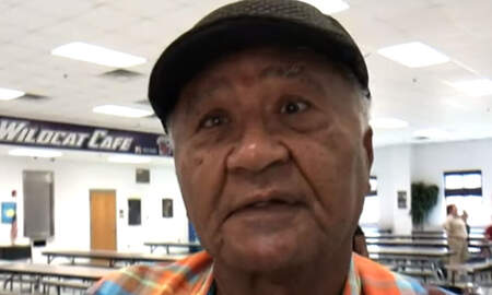 Weird News - 81-Year-Old Middle School Custodian Earns GED To Get Promotion