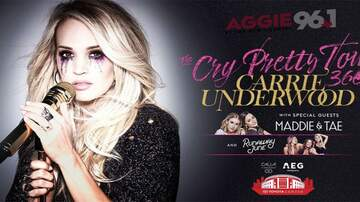None - Carrie Underwood Cry Pretty 360 Tour