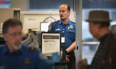 Weird News - Here Are The Five Airports With The Fastest TSA Security Wait Times