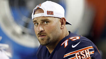 Sports Top Stories - Chicago Bears' Kyle Long Hit Rookie With His Own Helmet In Training Camp