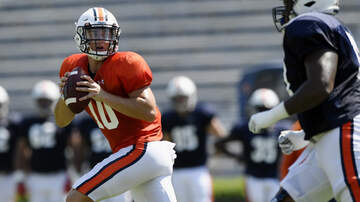 Auburn University Sports - Behind the Scenes of Auburn Practice Scrimmage