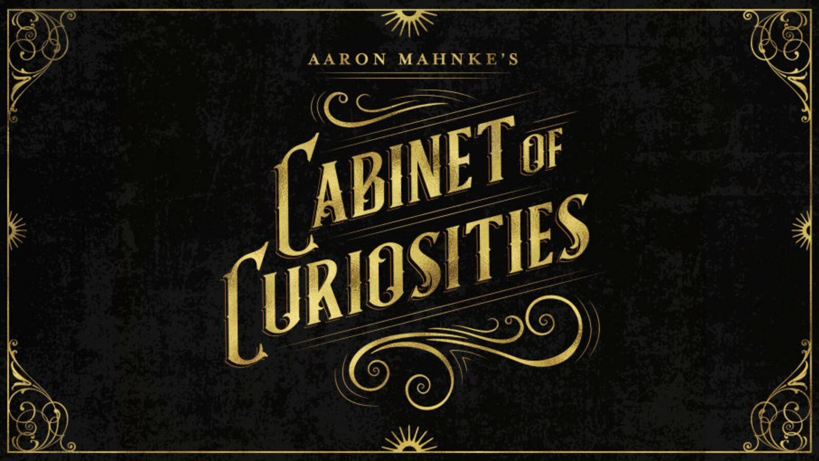 About Aaron Mahnke's Cabinet of Curiosities
