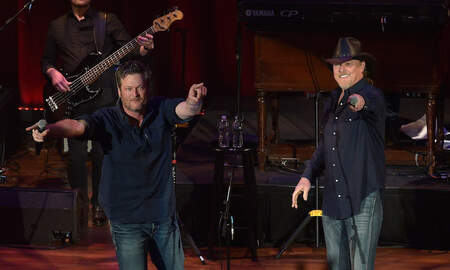Music News - Blake Shelton Teams Up with Trace Adkins for Rowdy New Anthem Hell Right