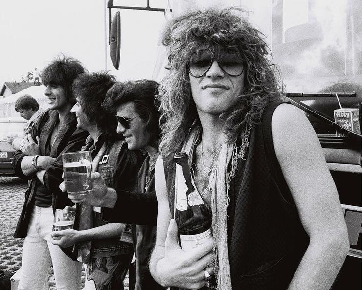 20 Things You Might Not Know About Bon Jovi's 'Slippery When Wet' | iHeartRadio