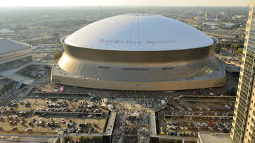 Louisiana Sports - Superdome To Be Renovated Before 2024 Super Bowl
