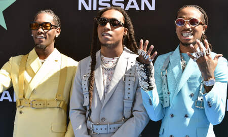 Trending - Migos Rob A Bank In New 'Frosted Flakes' Music Video