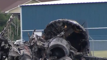 Travis - Dale Earnhardt Jr. and His Wife & Child Were Involved In A Plane Crash