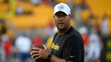 Tyson - VIDEO: Ben Roethlisberger Remembers Steelers WR Coach Darryl Drake