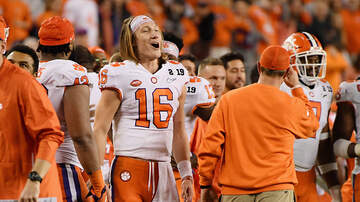 The Greek - 4 Gm to Kick-Off Week 1 of CFB Tonight; Including Defending Champs Clemson