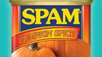 Mathew & Priscilla In The Morning - Pumpkin Spice Spam Is A Real Thing & I'm Not Sure How To Feel About It