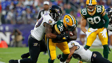 Packers - Packers doubled up by Ravens 26-13 Thursday night