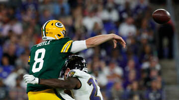 Packers - Aaron Nagler's Gut Reactions: Ravens 26, Packers 13