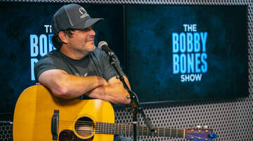 Bobby Bones - Rhett Akins Says Son Thomas Rhett Never Stops Writing Songs On The Road