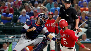 Twins - Minor looks to stop Rangers' bleeding vs. Twins | KFAN 100.3 FM
