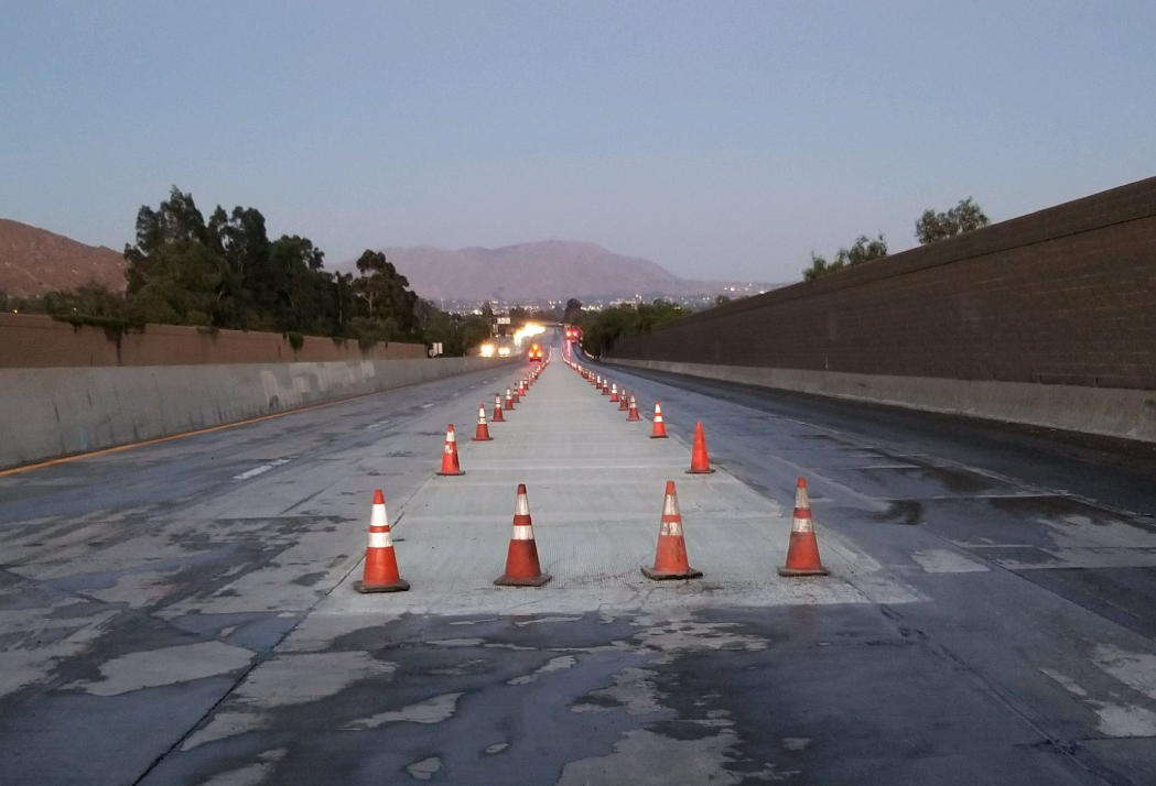 Westbound 60 Closure to Continue Today, Tomorrow in Jurupa Valley