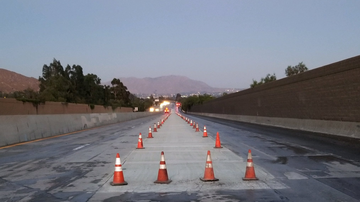 Local News - Eastbound 60 Closure Returns for Another Weekend in Jurupa Valley