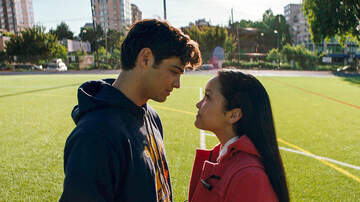 Entertainment News - Netflix Announces 'To All The Boys I've Loved Before' Sequel Release Date