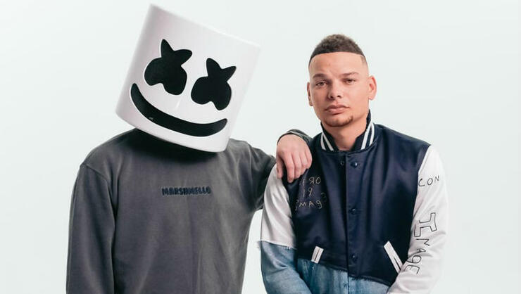 Kane Brown to Join Marshmello on Stage at 2019 iHeartRadio Music Festival | iHeartRadio