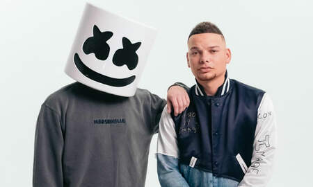 Music News - Kane Brown to Join Marshmello on Stage at 2019 iHeartRadio Music Festival