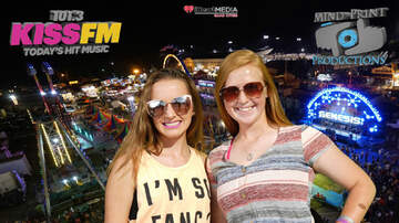 What's New At 101-3 KISS-FM - Mississippi Valley Fair Photos And Time Lapse Video