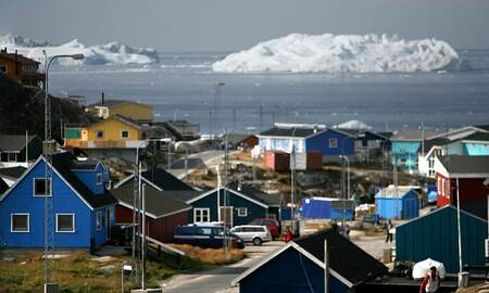 Politics - Greenland's Government Tells President Donald Trump Island Not For Sale