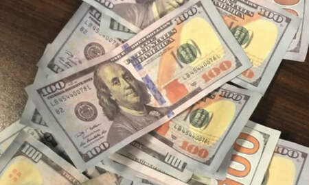 Weird News - $100 Bills Appeared To Be Raining From The Sky In Pennsylvania