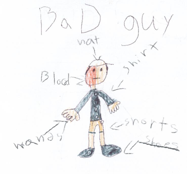 Bad guy number 2