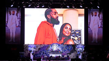 V Mornings - Happy Birthday, Nipsey Hussle! Lauren London and Others Send Love to Him!