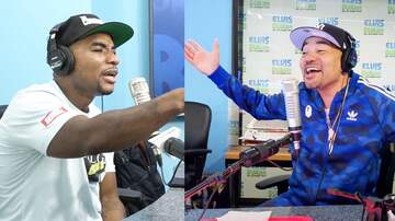 Elvis Duran - Charlamagne Tha God & DJ Envy Ask Elvis Duran Their Burning Questions