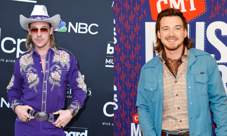 Music News - Morgan Wallen And Diplo Team Up For New Country-EDM Song, 'Heartless'